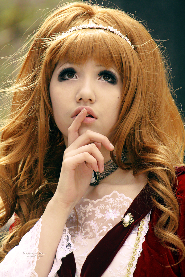 hizaki i by gangurolove Most Bewitching & Captivating Costume Play Photography