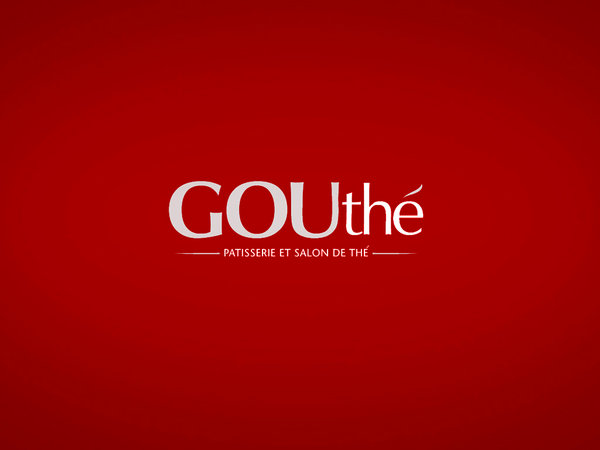 GOUthe Logo 30 Typography Style Elegant Logos for your inspiration