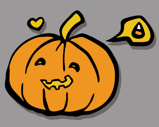 Happy Halloween Wallpaper by jaz lyn 25+ Cute but not so Scary halloween Wallpapers