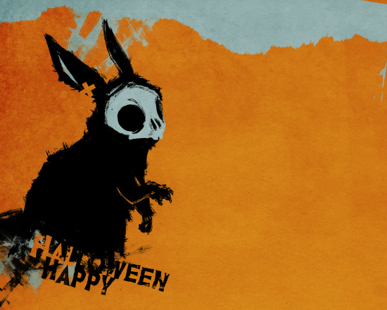 halloween happy 2 25+ Cute but not so Scary halloween Wallpapers