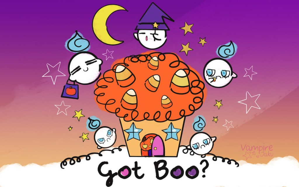 yurei 3 1024x640 25+ Cute but not so Scary halloween Wallpapers