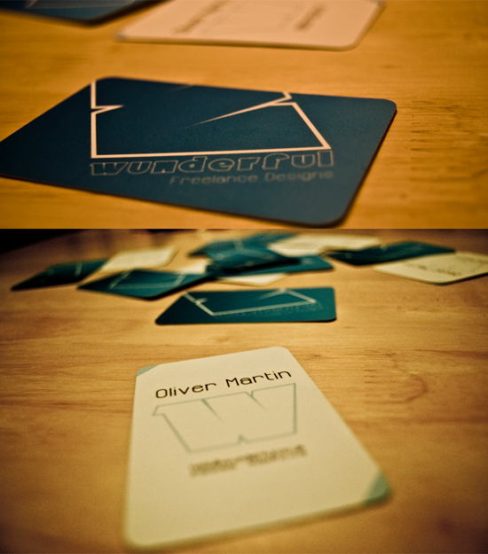 Business Card 20 Showcase Of Innovative Business Card Designs