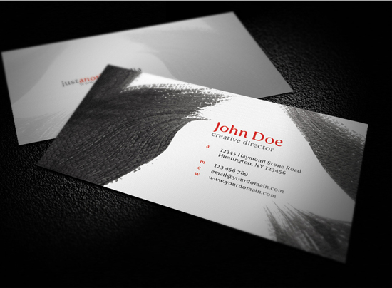 Business Card 9 Showcase Of Innovative Business Card Designs