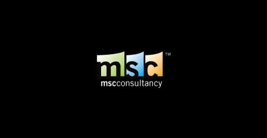 MSC Consultancy Logo Design