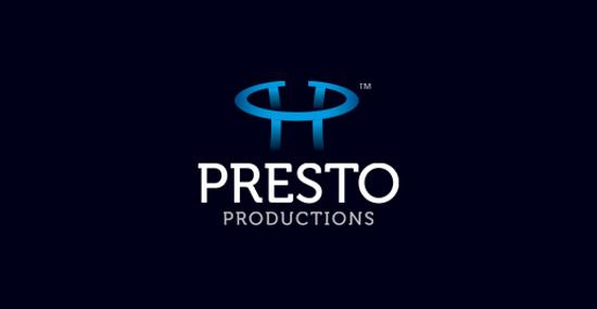 Presto Productions Logo