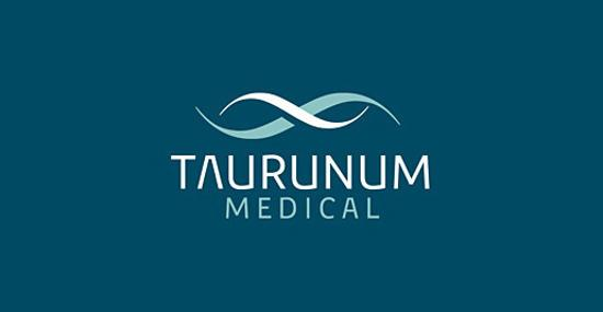 Taurunum Medical Logo Design