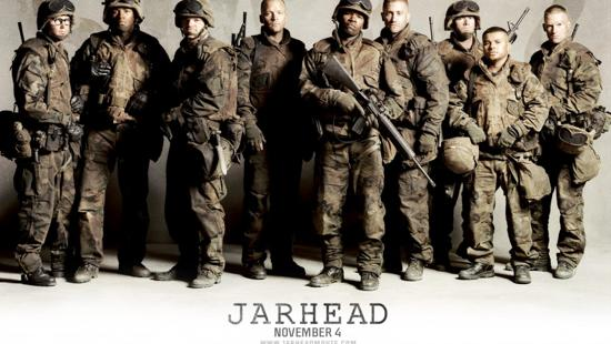 jarhead war soldier movie wallpaper