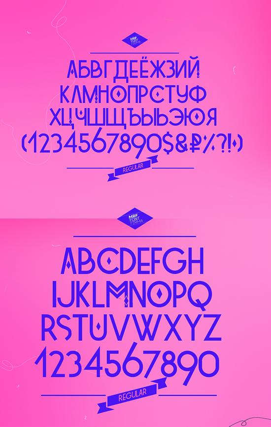 tetra free font for download