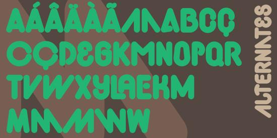 goroa font for free download