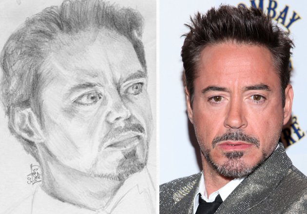 20 Bad Fanart of Dashing and Cute Celebrities