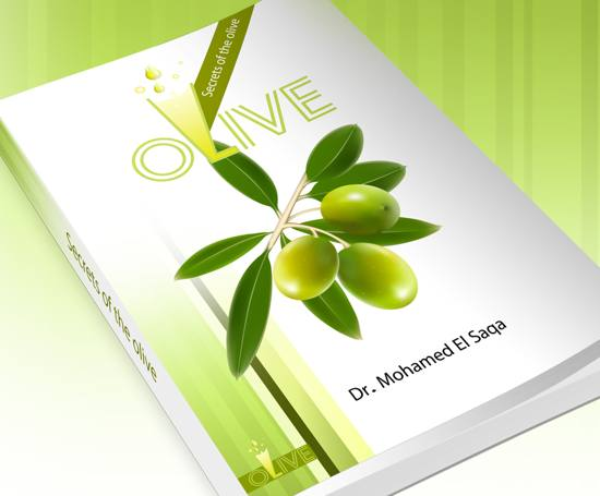 Secrets of the olive! book cover