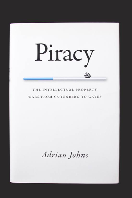 Piracy! book cover