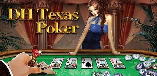DH Texas Poker free android app