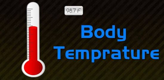Body Temprature free android app