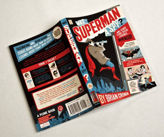Was Superman a Spy! book cover