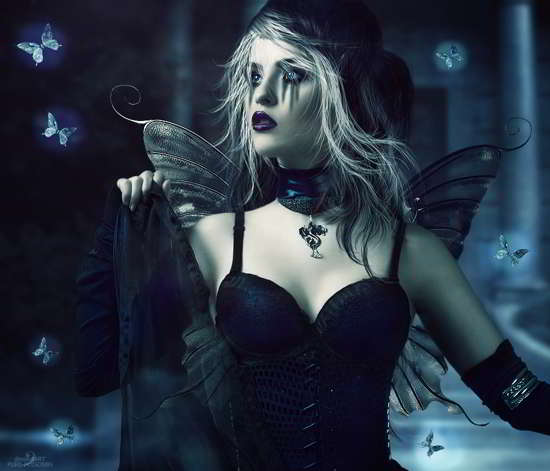 Gothic Digital Beauty