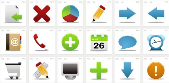 free Iconset! Prettyoffice