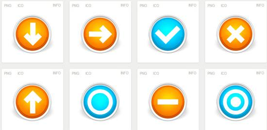 free Iconset! orb