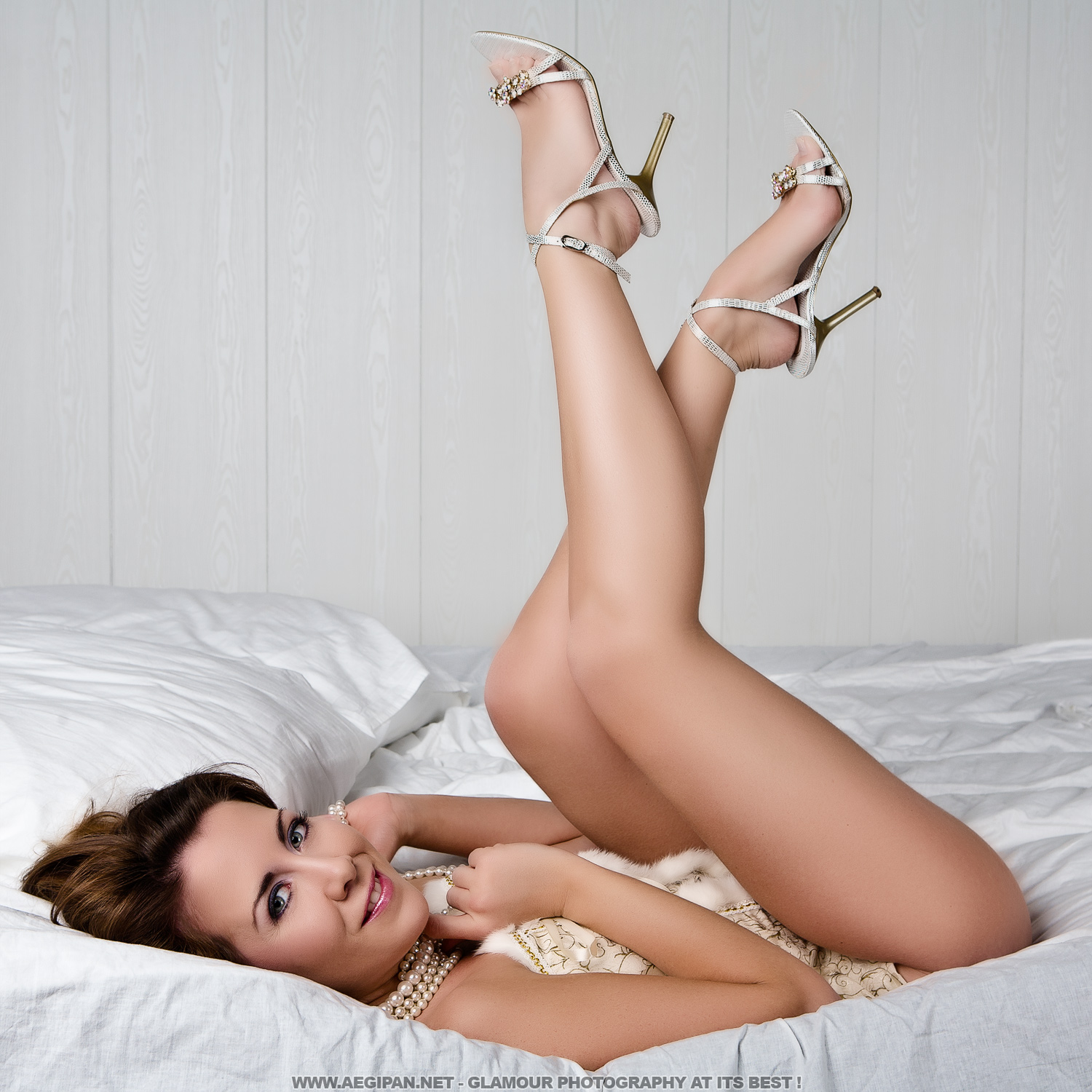 seductive boudoir Glamour photography