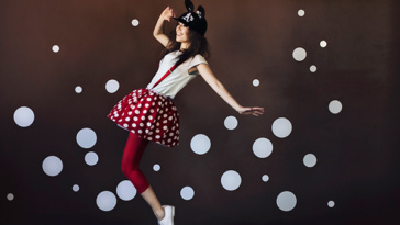 Examples of Polka Dot fashion photography1.18