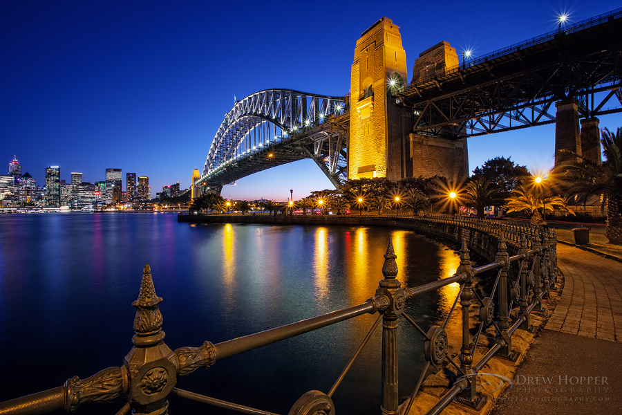 Sydney Harbour Bridge Urban Photos