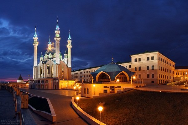 Kazan Mosque Urban Photos