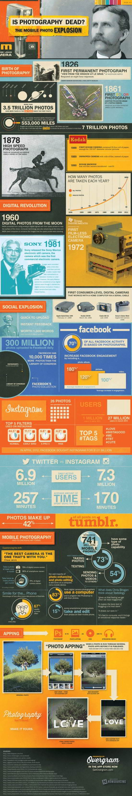 05 The Mobile Photo Explosion Infographic
