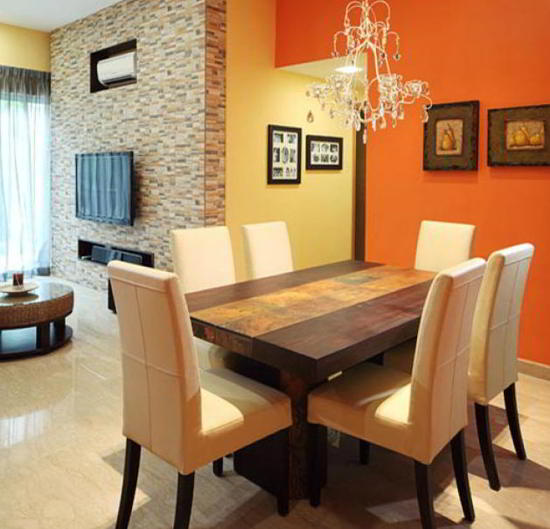 interior dining rooms