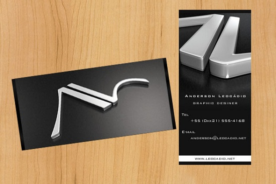 Fascinating 3d business card design examples to explode colourmoves Image collections