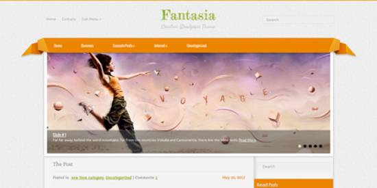 wp fantastic themes