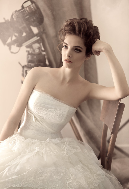 excellent white wedding dress
