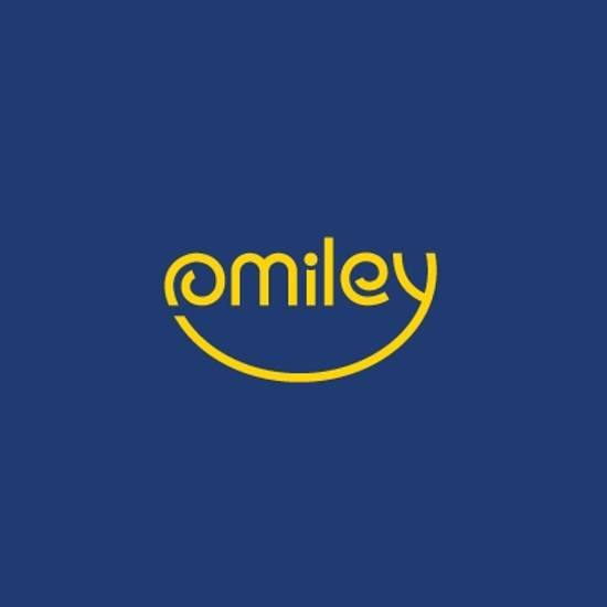 smiley logo design