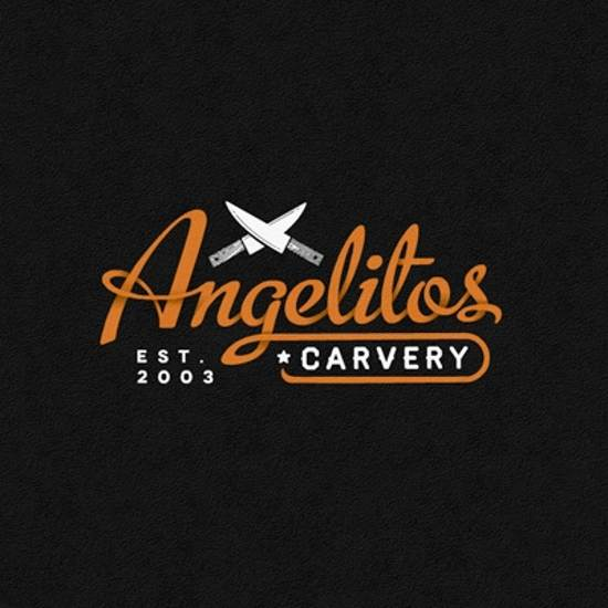 angelitos logo design
