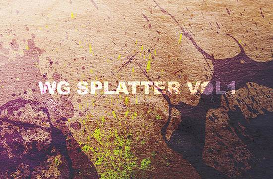 free splatters vol 1 brushes