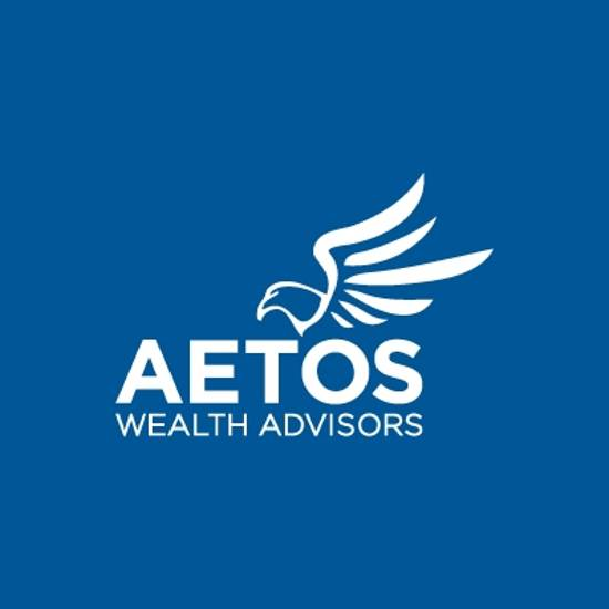 aetos advisors logo design
