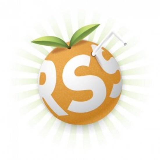 Juicy RSS Feed Icon