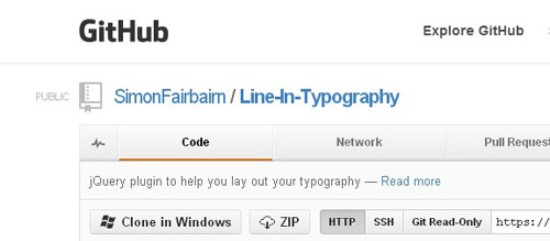 Line In Typography