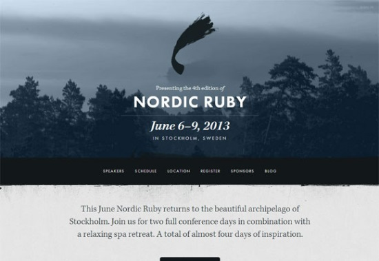 Nordic Ruby Conference