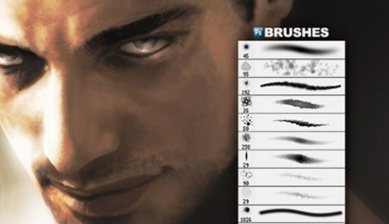 Ap Brushes - Scar Face