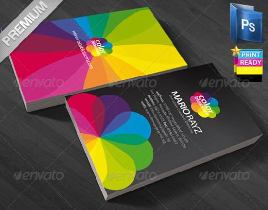 premium visiting card templates
