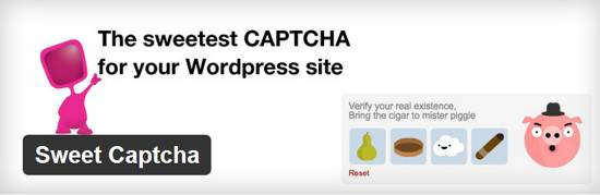 free sweet captcha plugin