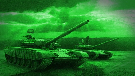 Night Vision Effect