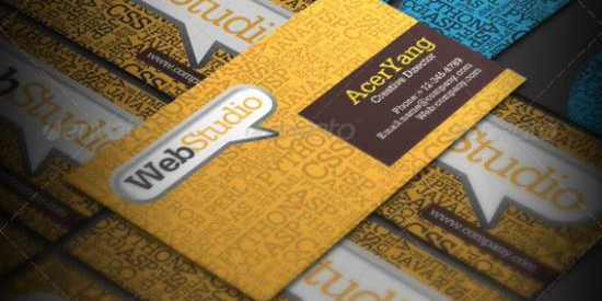 Most Creative Premium Business Card Templates