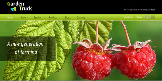 Free HTML5 And CSS3 Web Templates