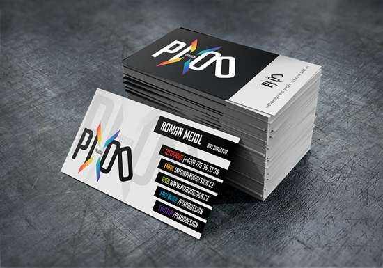 Pixoo cards Design