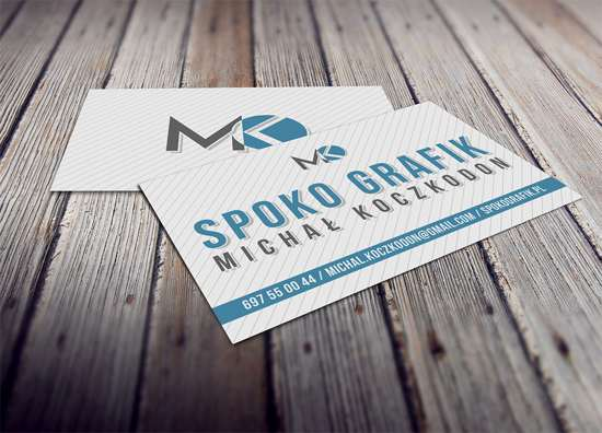 Michal Business Card