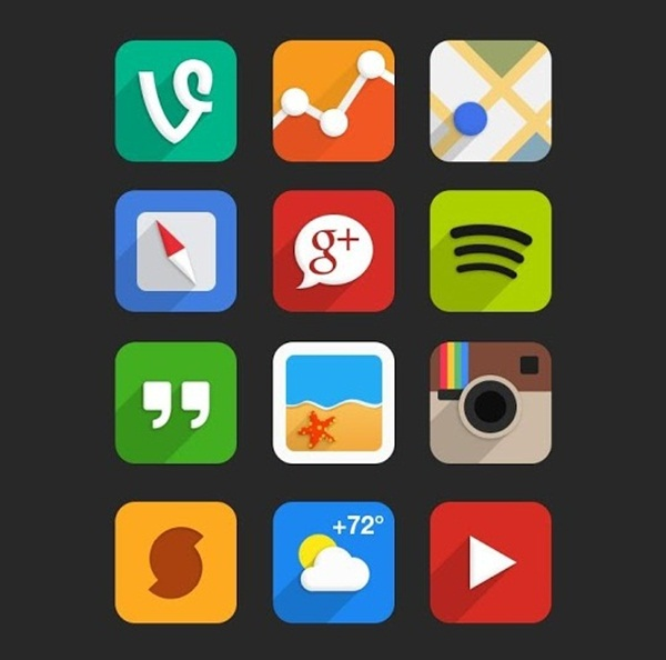Icon Packs For Android (1)