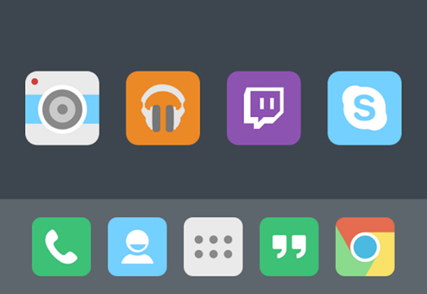Icon Packs For Android (10)