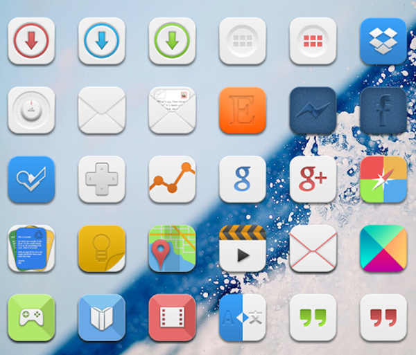Icon Packs For Android (2)