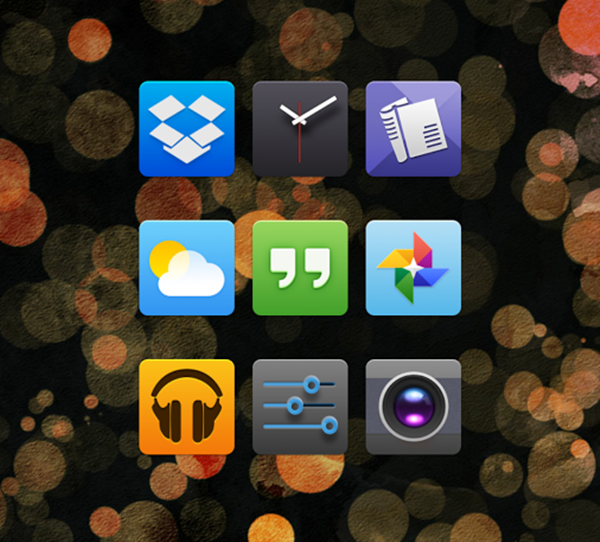 Icon Packs For Android (3)